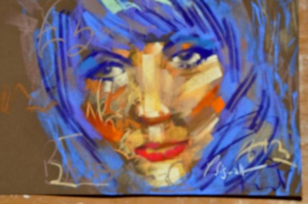 Kate Bush by XVIART